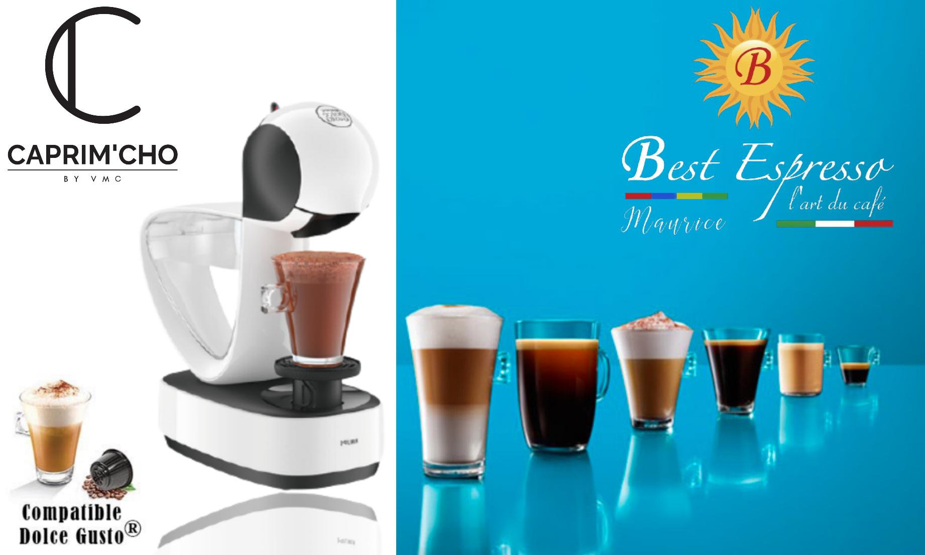Best espresso compatible dolce gusto 1