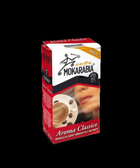 Mokarabia ground coffee aroma classico 250g