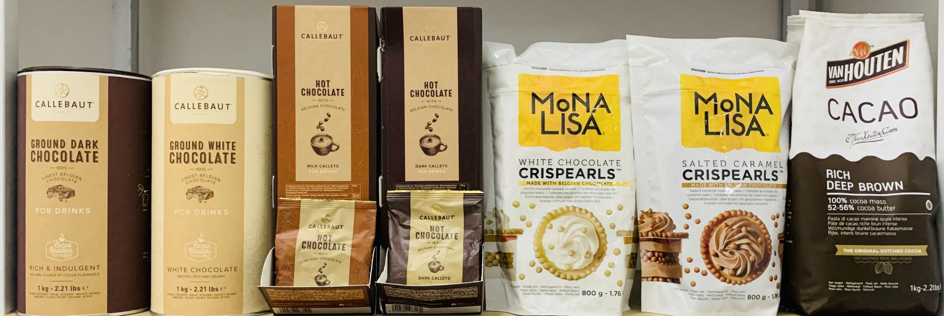 Produits callebaut
